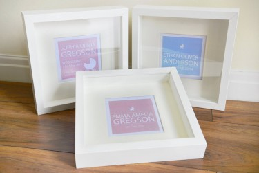Personalised Frame Designs