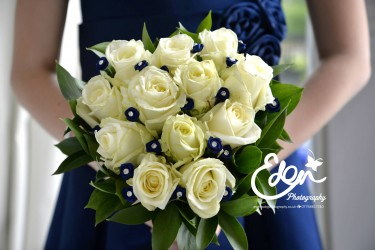 Close up of Rose Bouquet