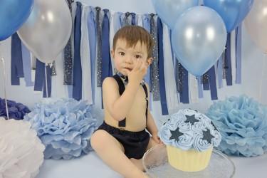 First Birthday Cake Smash Liverpool