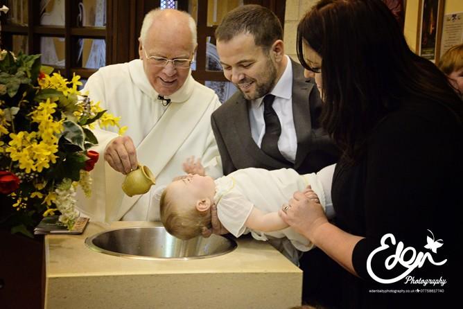 Baptism Photography Liverpool