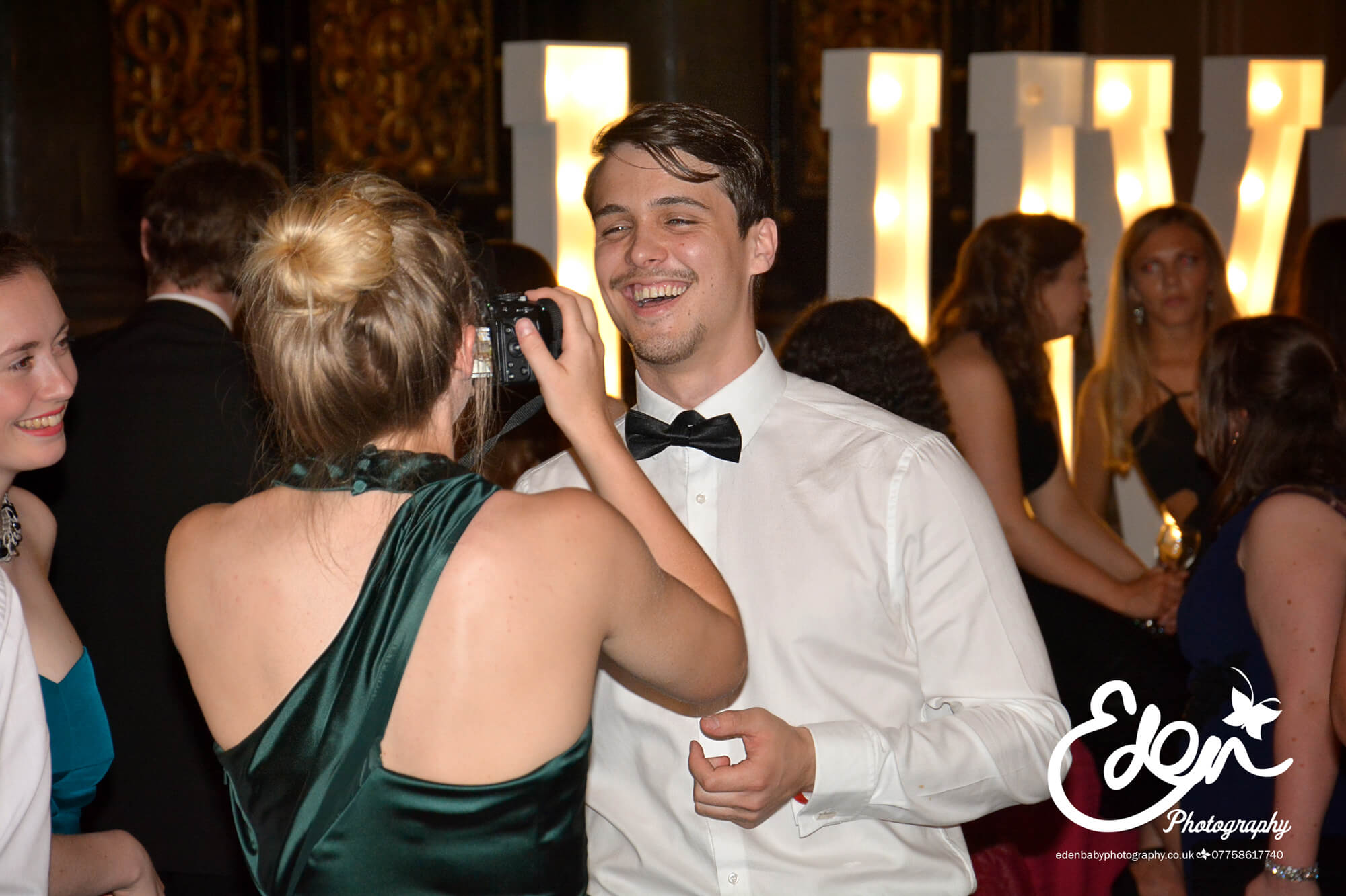 Prom Photographer Liverpool
