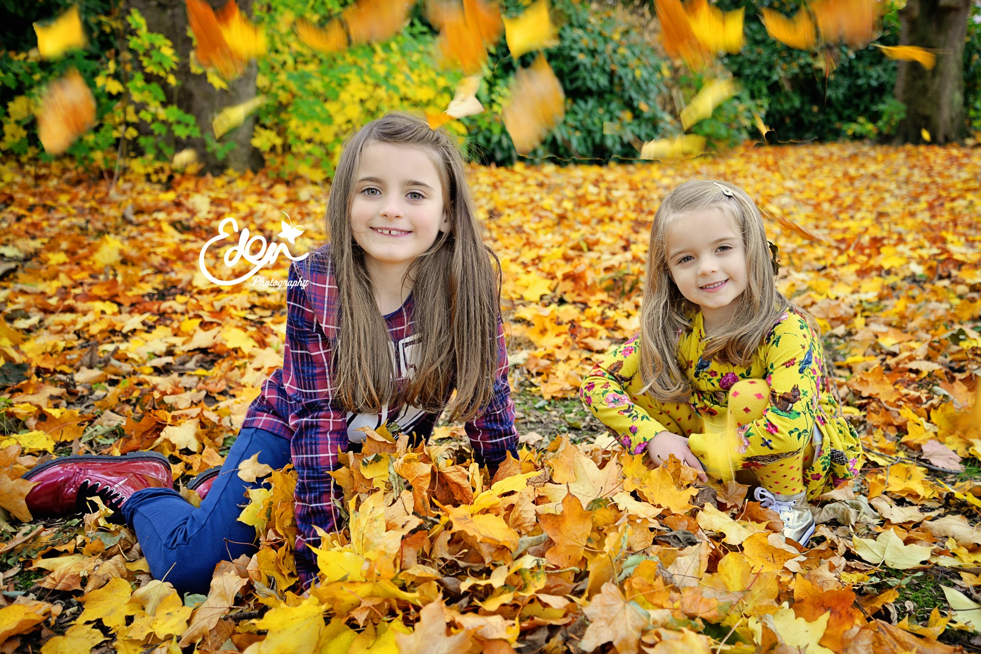 Autumn Children's Photography Liverpool
