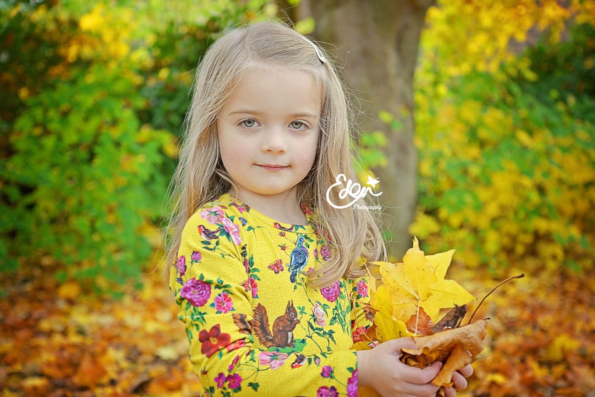 Autumn Childrens Photography Liverpool