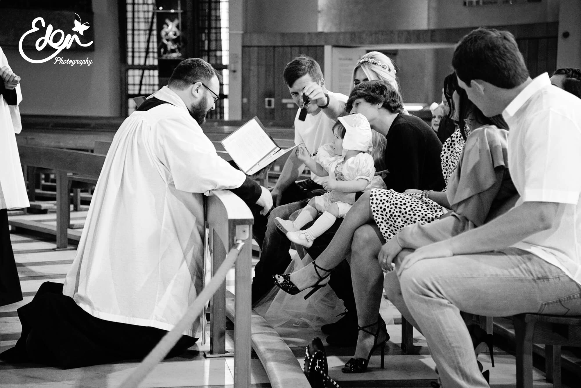 Baptism Photography Liverpool