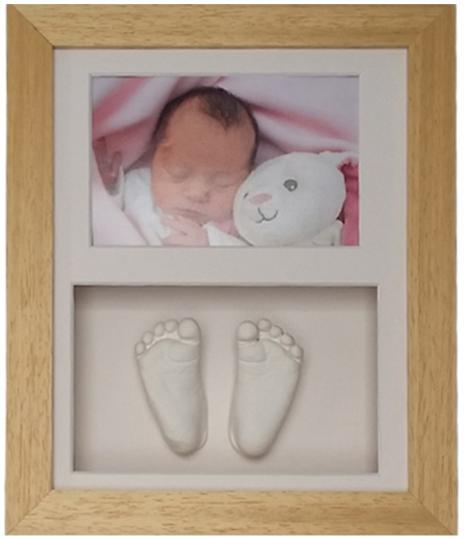 Baby Hand and Foot Casting Frames