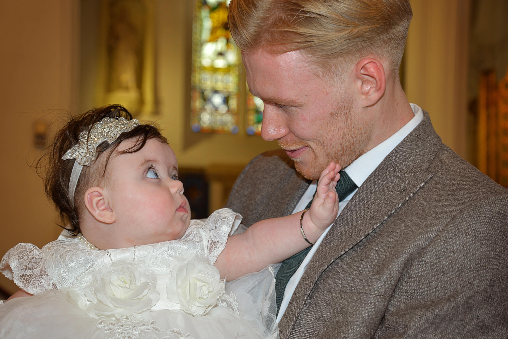 Christening Photography at Allerton Manor Golf Club