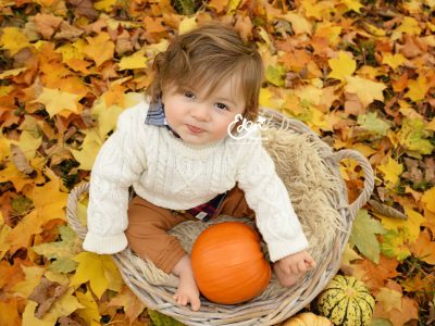 Autumn Baby Photography Liverpool