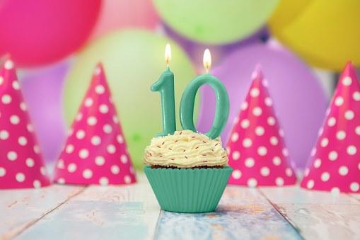 Happy 10th Birthday Eden Media