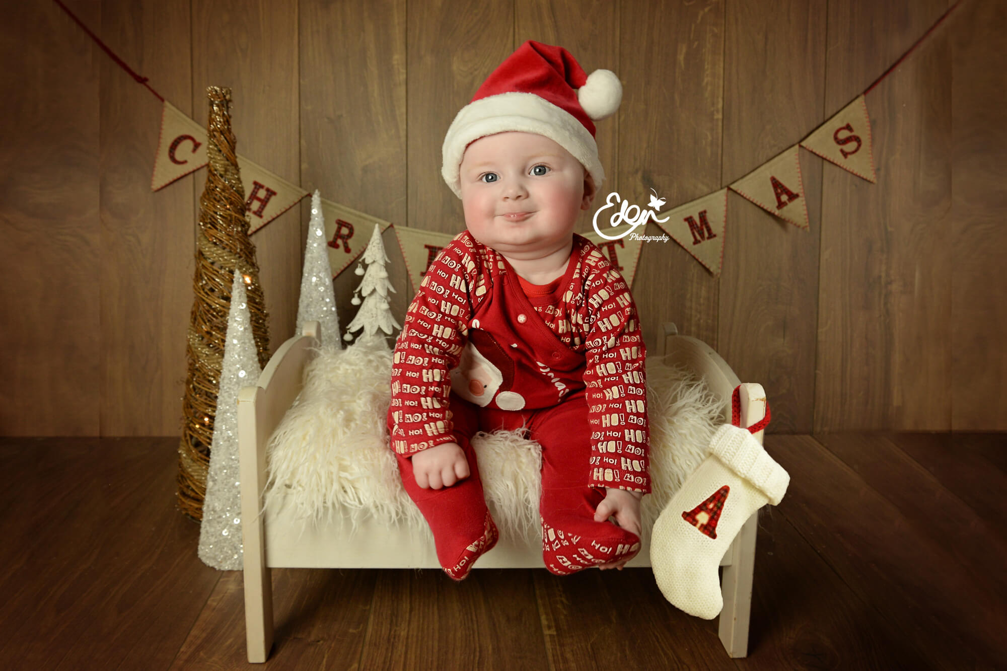 Baby Christmas Photoshoots in Liverpool - Eden Baby ...